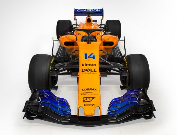 mclaren f1 orange mcl33 using akzonobel coating technology BIG  600x460 - AkzoNobel 助 MCL33 回归标志象征!