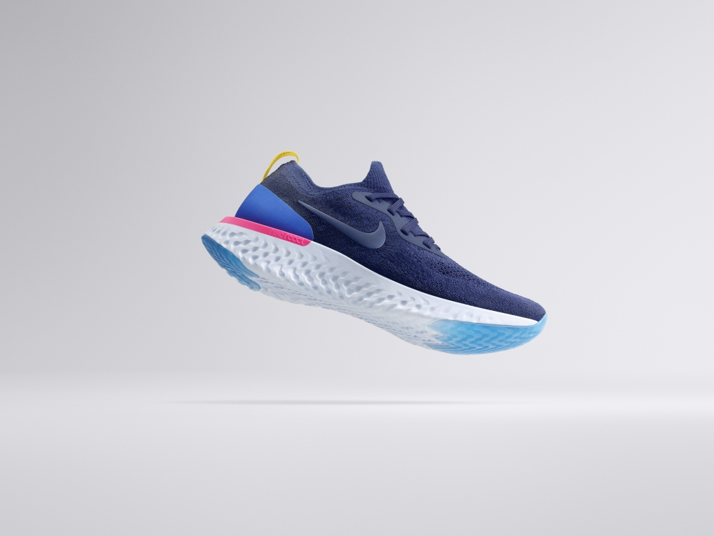 nike epic react flyknit mens - 实力创新 Nike Epic React Flyknit 全新跑步体验!