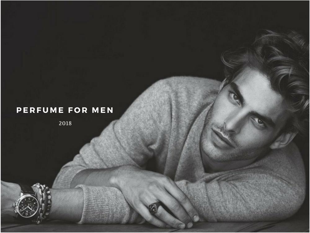 perfume for men  - 选一瓶香水;为自己增添男士魅力