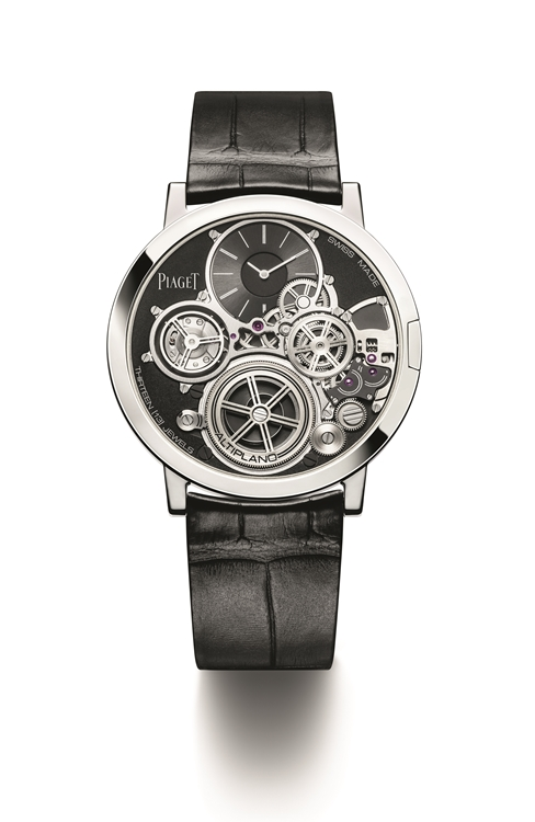 piaget altiplano ultimate concept watch  - Piaget Altiplano Ultimate Concept 成世界纤薄之最