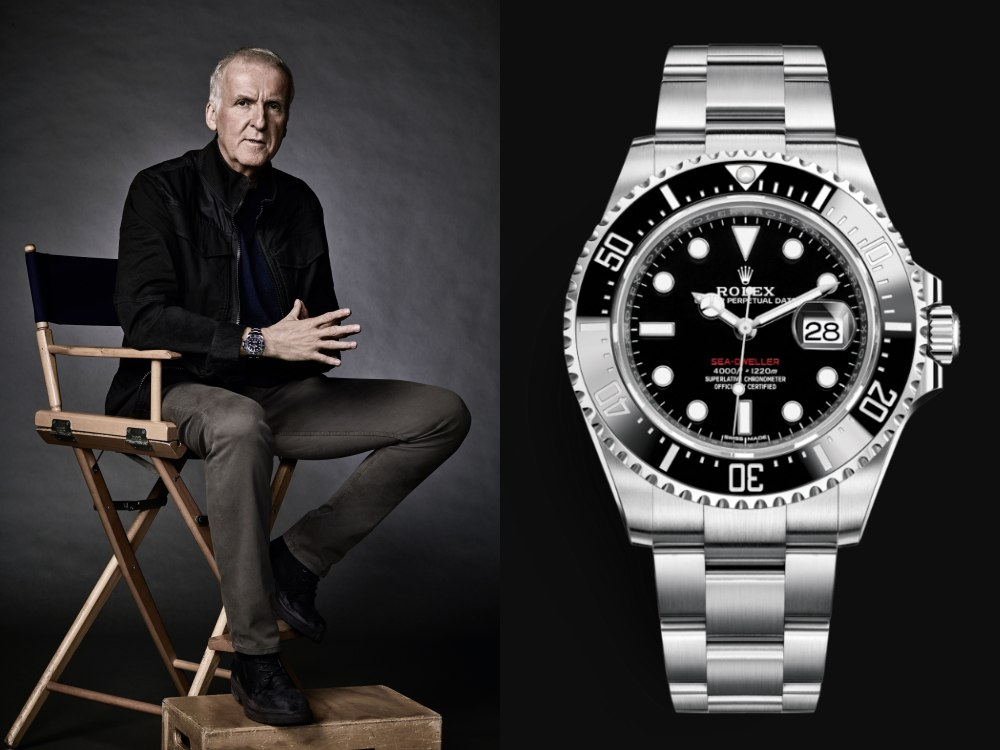 rolex with oscars and the filmmakers celebrate the art of filmmaking james 1 - Rolex 赞扬电影艺术!
