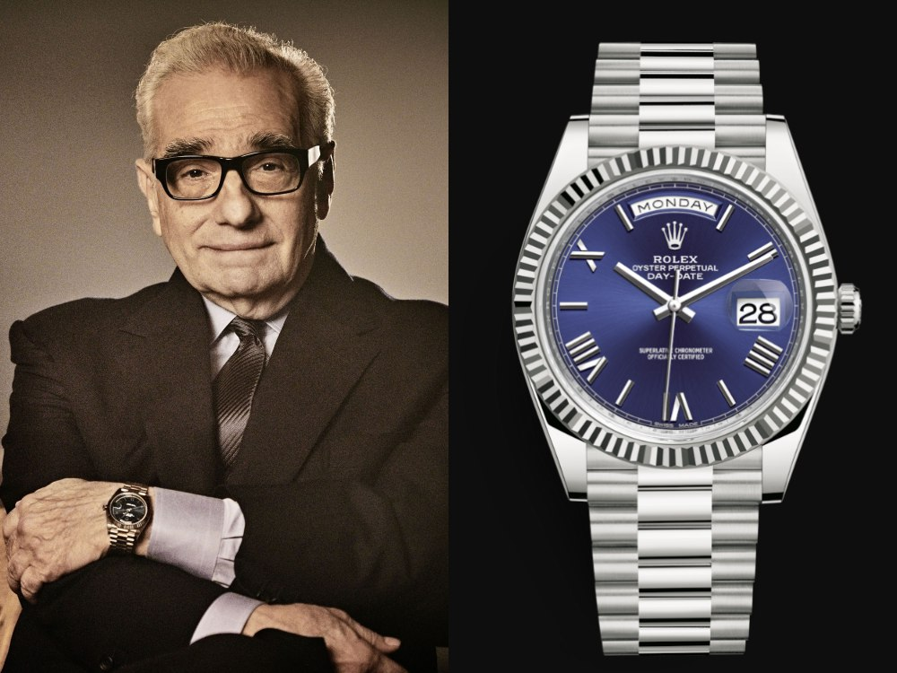 rolex with oscars and the filmmakers celebrate the art of filmmaking martin 3 - Rolex 赞扬电影艺术!