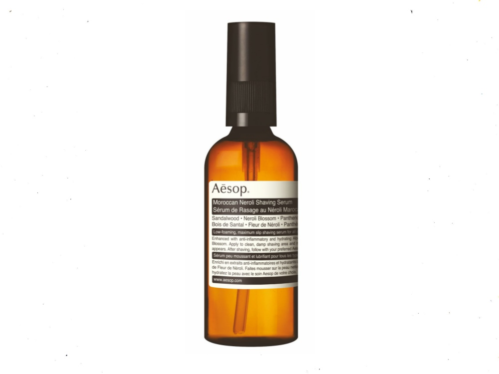 the best shaving products for men aesop - 男士护肤:5大剃须用品推荐