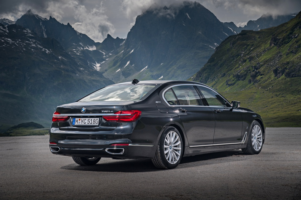 BMW 740Le xDrive hybrid - BMW iPerformance 混合动力 大势所趋