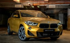 BMW first ever BMW X2 luxury car 1  240x150 - BMW X2 跑车风格的休旅车