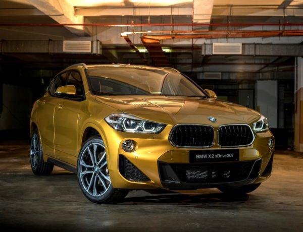 BMW first ever BMW X2 luxury car 1  600x460 - BMW X2 跑车风格的休旅车