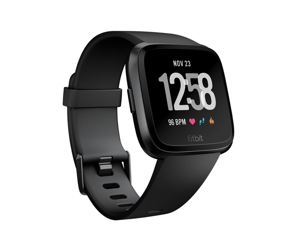 Fitbit Versa Lifestyle smartwatch 2 - Fitbit Versa 不仅仅是一枚时尚运动腕表