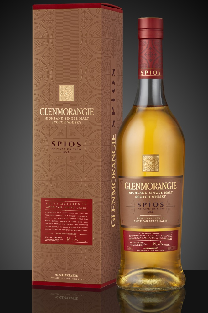 Glenmorangie private edition 9 Spios Bottle 1  - Glenmorangie Spios 优雅热情的烈酒
