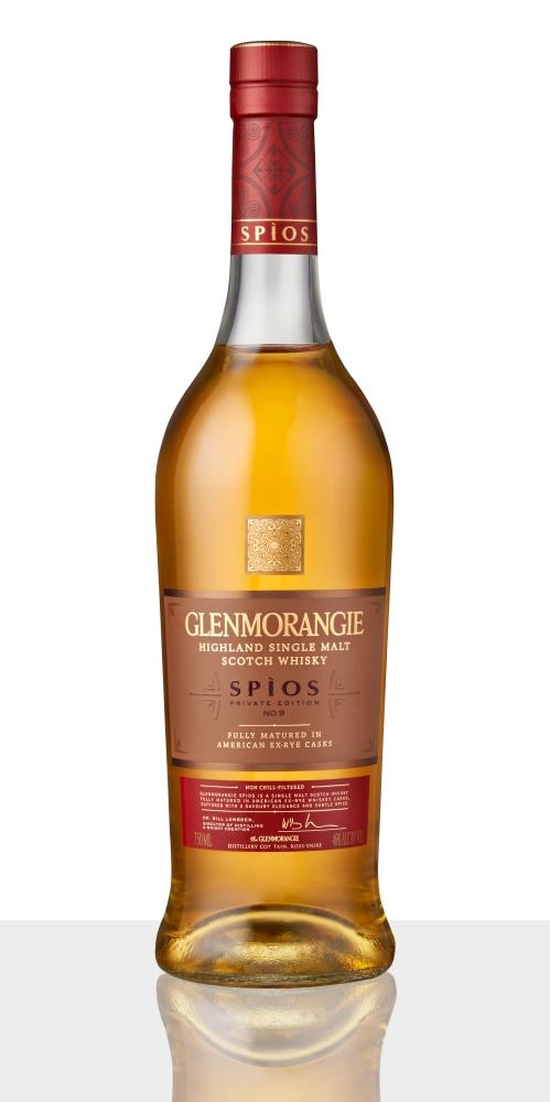 Glenmorangie private edition 9 Spios Bottle 5 - Glenmorangie Spios 优雅热情的烈酒