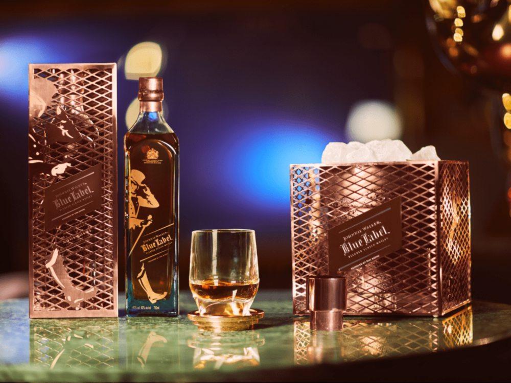Johnnie Walker Blue Label Tom Dixon  - Johnnie Walker 美酒晚宴, 与你共享精髓!