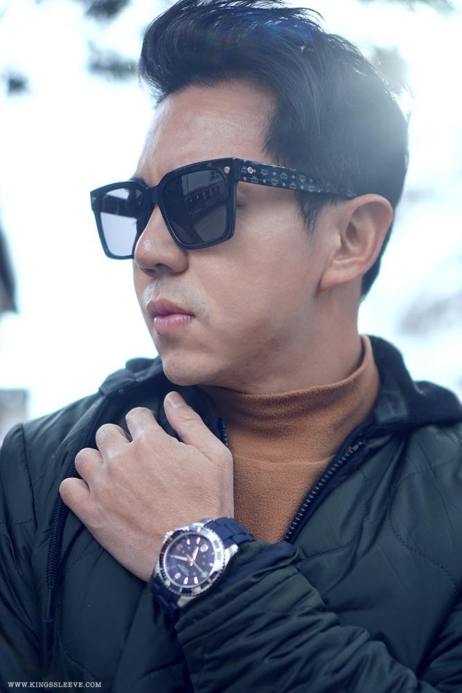 KIngssleeve Victorinox Desmond Tey - Victorinox 腕表,赋予旅行的意义