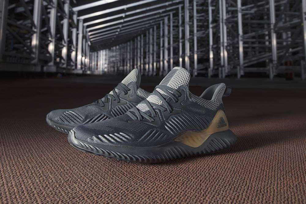 adidas AlphaBOUNCE beyond men side - Adidas 推出新一代 AlphaBOUNCE Beyond