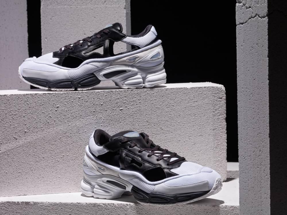 adidas by raf simons rs replicant ozweego shoes collection 1 - adidas RS Replicant Ozweega 让球鞋透口气!