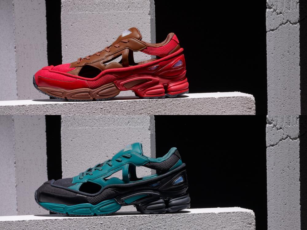 adidas by raf simons rs replicant ozweego shoes collection 2 - adidas RS Replicant Ozweega 让球鞋透口气!