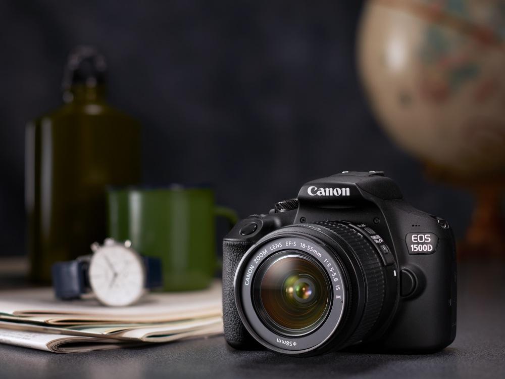 canon eos 1500D dslr 1 - Canon 卓越拍摄功能,摄影新手易掌握