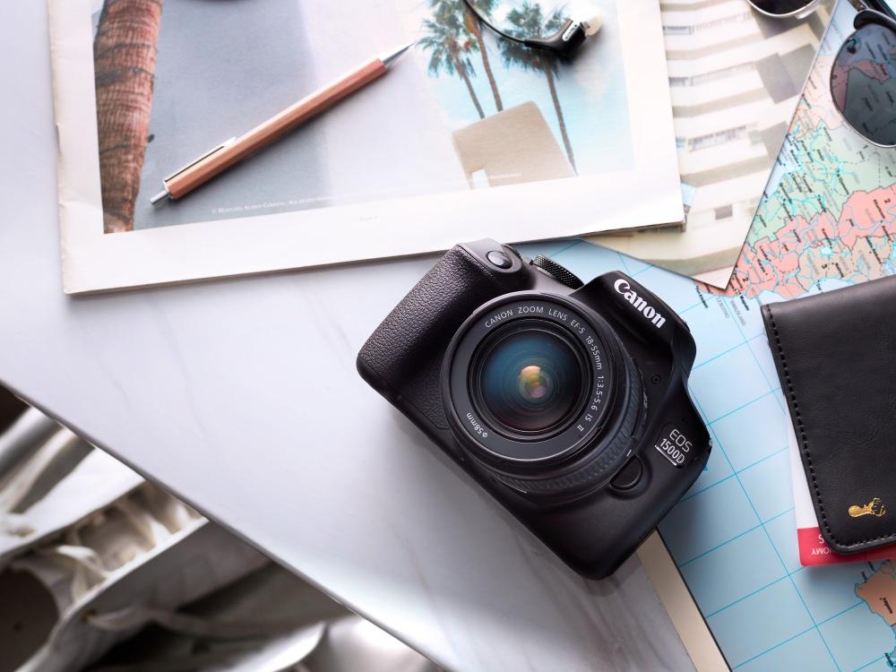 canon eos 1500D dslr 2 - Canon 卓越拍摄功能,摄影新手易掌握