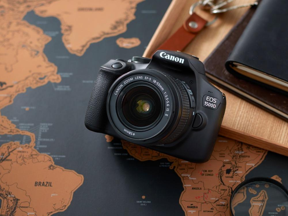 canon eos 1500D dslr 3 - Canon 卓越拍摄功能,摄影新手易掌握