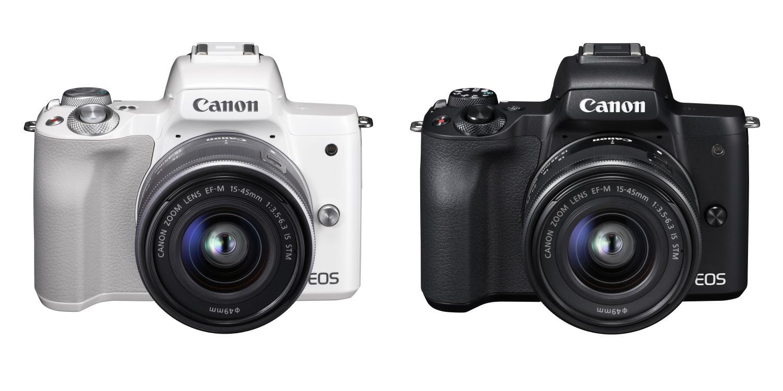 canon eos m50 camera 3 - Canon 卓越拍摄功能,摄影新手易掌握