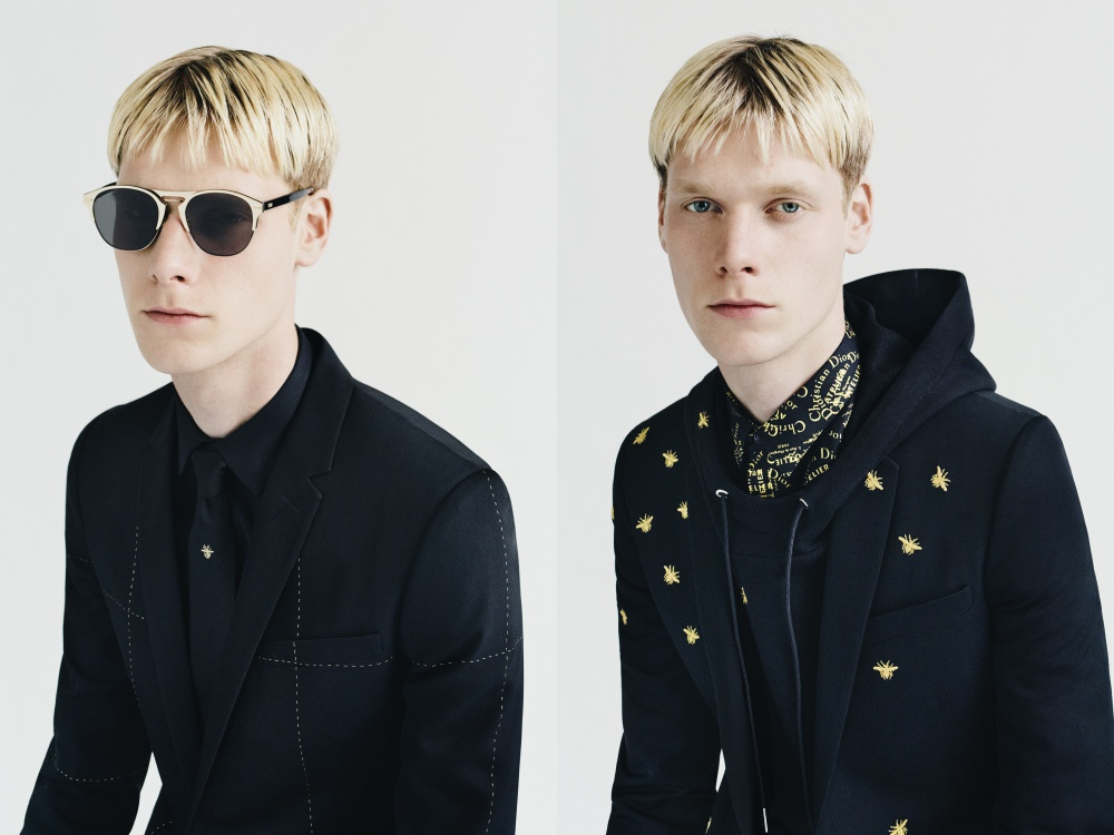 dior homme gold capsule BIG - Dior Homme Gold Capsule 内敛的奢雅华丽