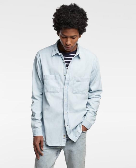 double pockets fashion style 1  - 时尚风潮,少不了一件双口袋服饰!