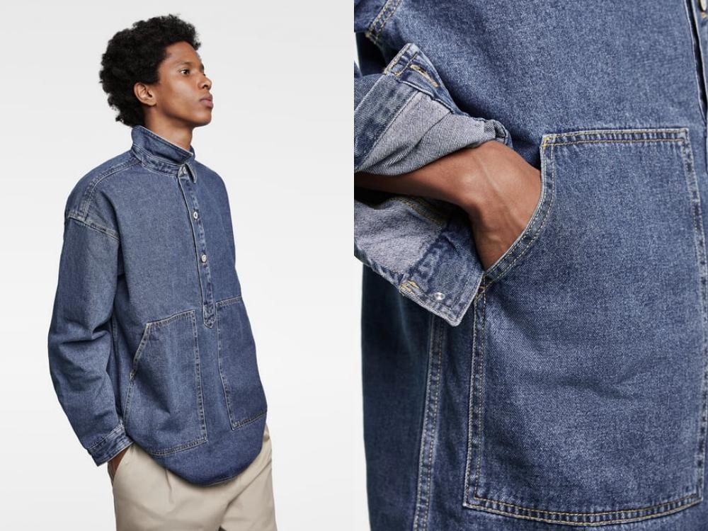 double pockets fashion style 2 - 时尚风潮,少不了一件双口袋服饰!