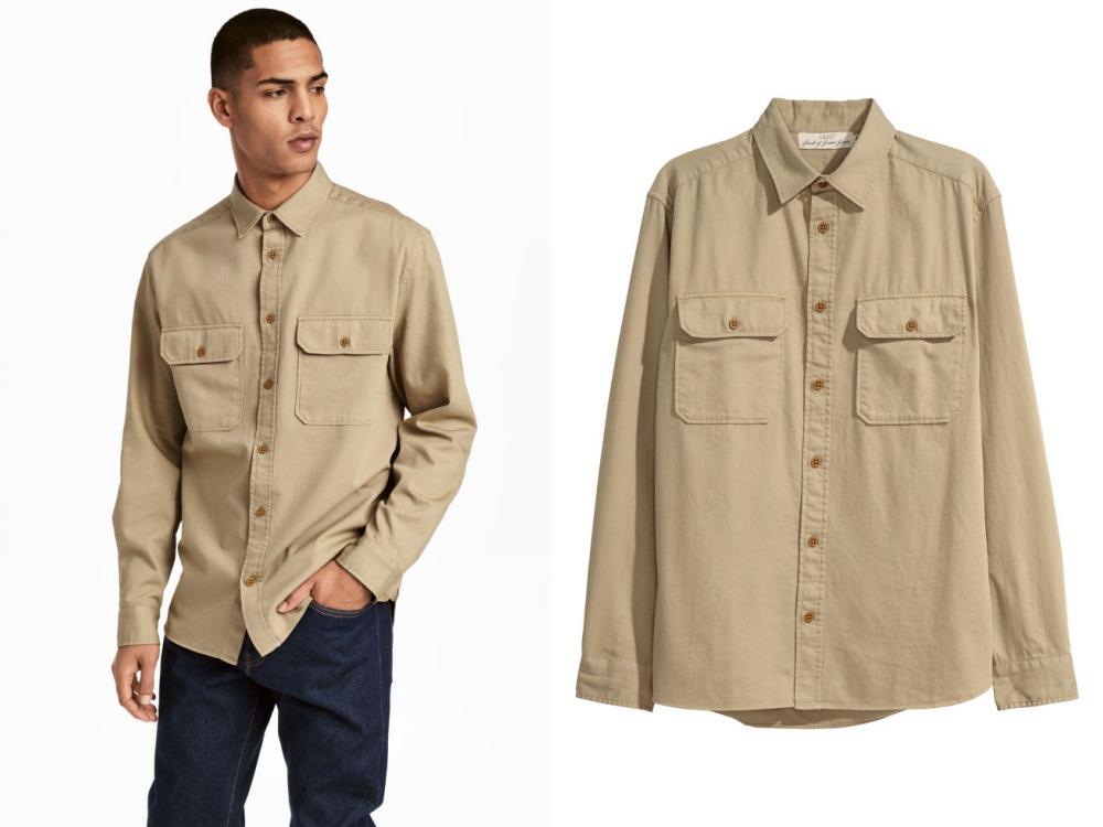 double pockets fashion style 5 - 时尚风潮,少不了一件双口袋服饰!