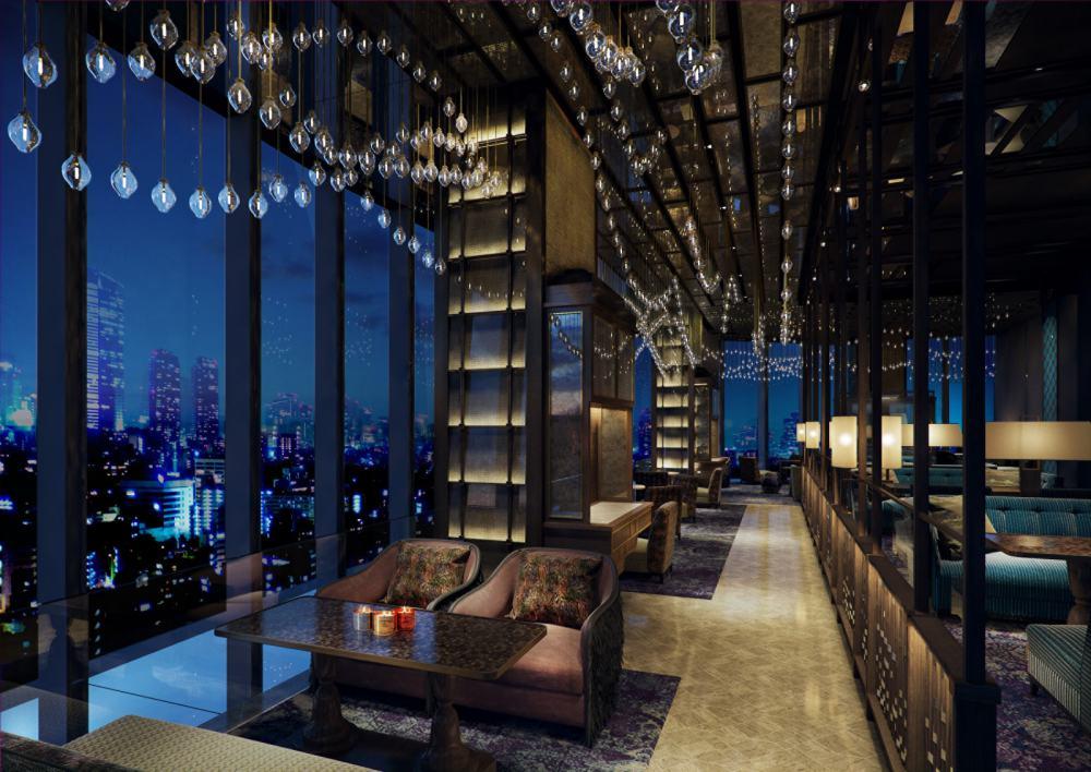 four seasons hotel kuala lumpur bar trigona 1 - Four Seasons Hotel 都会奢华的住宿体验
