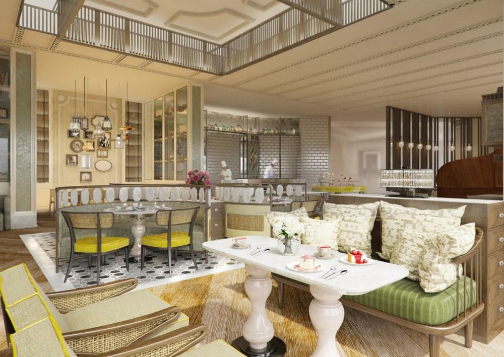 four seasons hotel kuala lumpur lounge  - Four Seasons Hotel 都会奢华的住宿体验