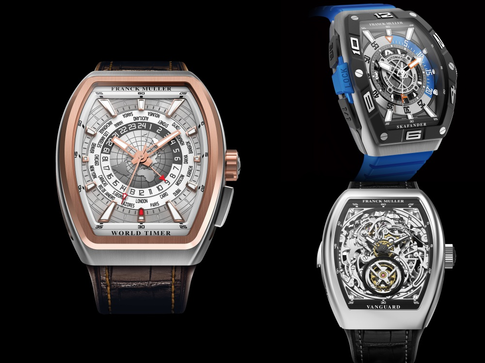 franck muller world presentation of haute horlogerie BIG  - Franck Muller 2018 七款精湛男表新作亮相!