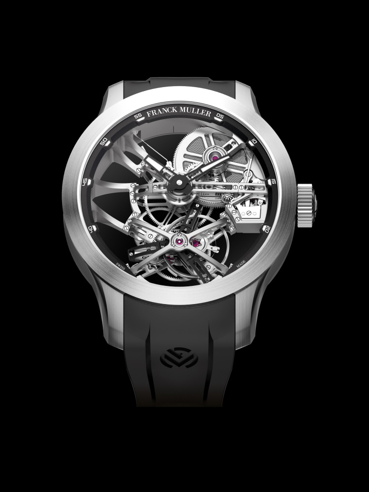 franck muller world presentation of haute horlogerie endurance gravity tourbillon  - Franck Muller 2018 七款精湛男表新作亮相!