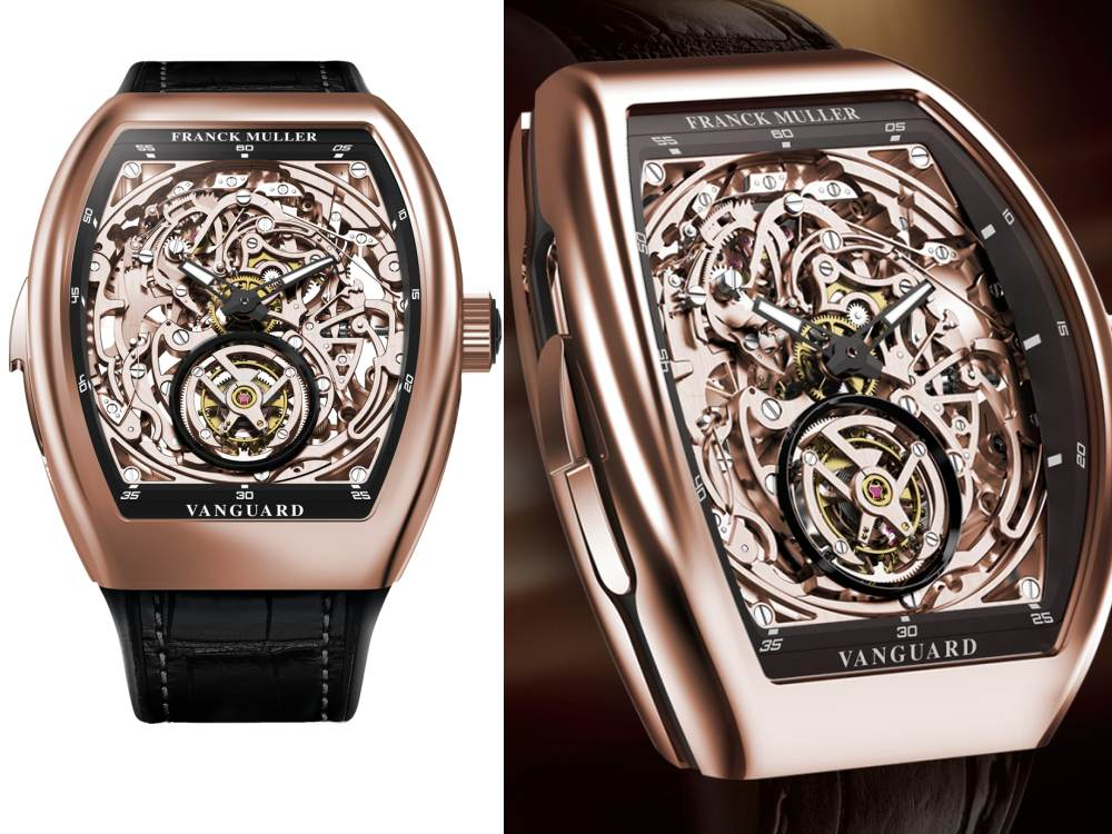 franck muller world presentation of haute horlogerie v50 tourbillon minute repeater  - Franck Muller 2018 七款精湛男表新作亮相!