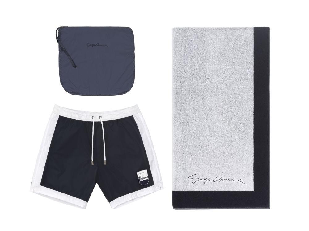 giorgio armani ss18 summer wardrobe collection 1 - Giorgio Armani 都会型酷,迎接明朗夏日