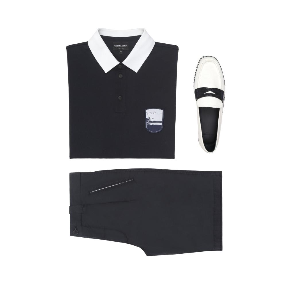 giorgio armani ss18 summer wardrobe collection 2 - Giorgio Armani 都会型酷,迎接明朗夏日
