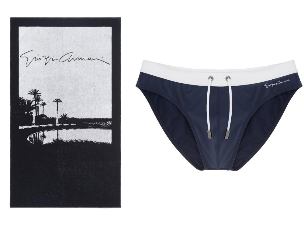 giorgio armani ss18 summer wardrobe collection 5 - Giorgio Armani 都会型酷,迎接明朗夏日