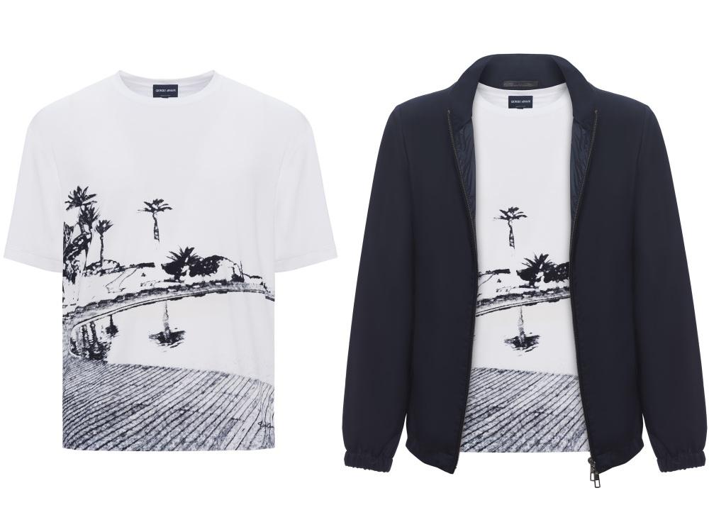 giorgio armani ss18 summer wardrobe collection 6 - Giorgio Armani 都会型酷,迎接明朗夏日