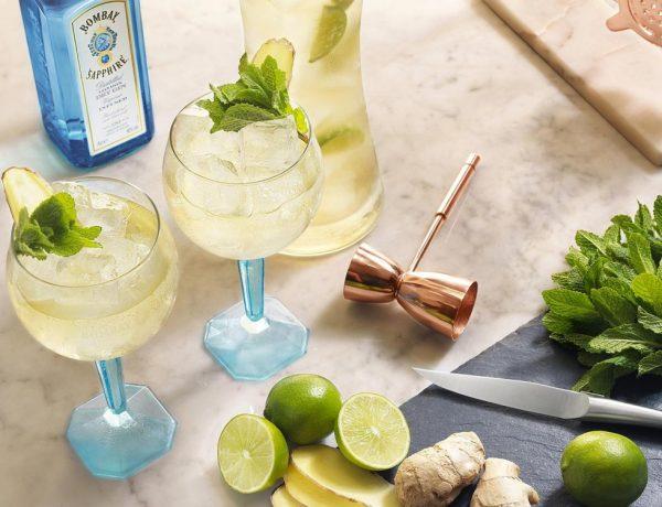 homemade cocktail recipe 1 600x460 - 悠闲周末,来调一杯鸡尾酒