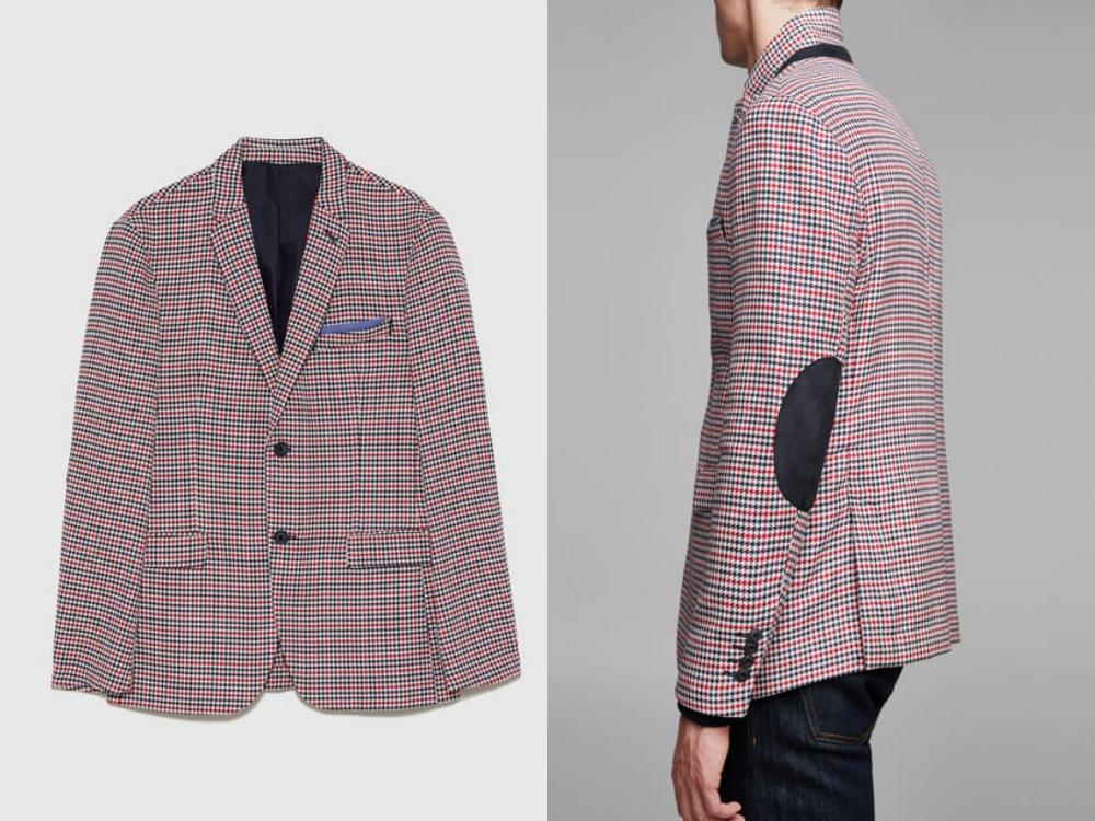 how to style a check blazer suit look 9 - 要跳脱刻板形象,为何不选择格纹西装?
