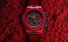 hublot Big Bang Unico Red Magic BIG  240x150 - Hublot 首创红陶瓷,强势登场!