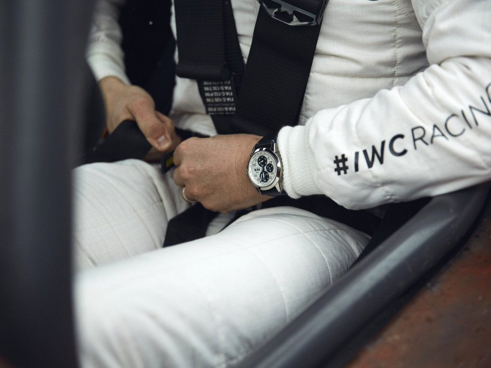 iwc launched iwc racing team and introduced ingenieur chronograph sport edition 76th members 11 - IWC 成立车队,展现对赛车运动的炙热!