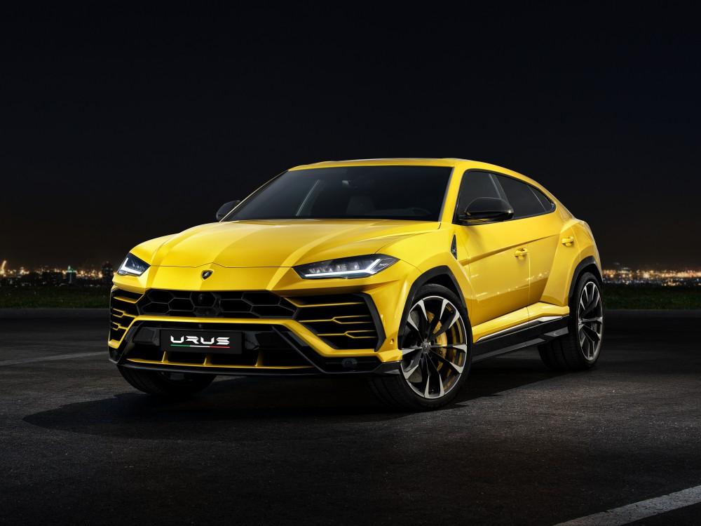 lamborghini urus luxury car 1 - Lamborghini Urus 超强休旅车,来势汹汹!