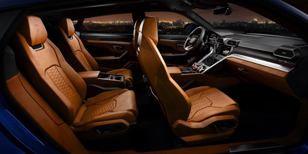 lamborghini urus luxury car 11 - Lamborghini Urus 超强休旅车,来势汹汹!