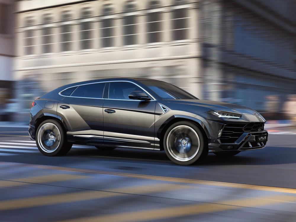 lamborghini urus luxury car 6 - Lamborghini Urus 超强休旅车,来势汹汹!