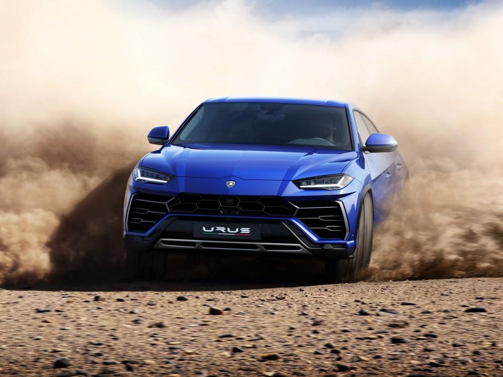 lamborghini urus luxury car 8 - Lamborghini Urus 超强休旅车,来势汹汹!