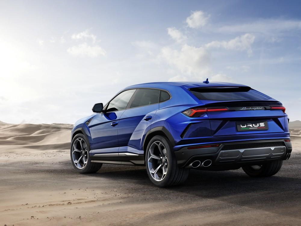 lamborghini urus luxury car 9 - Lamborghini Urus 超强休旅车,来势汹汹!
