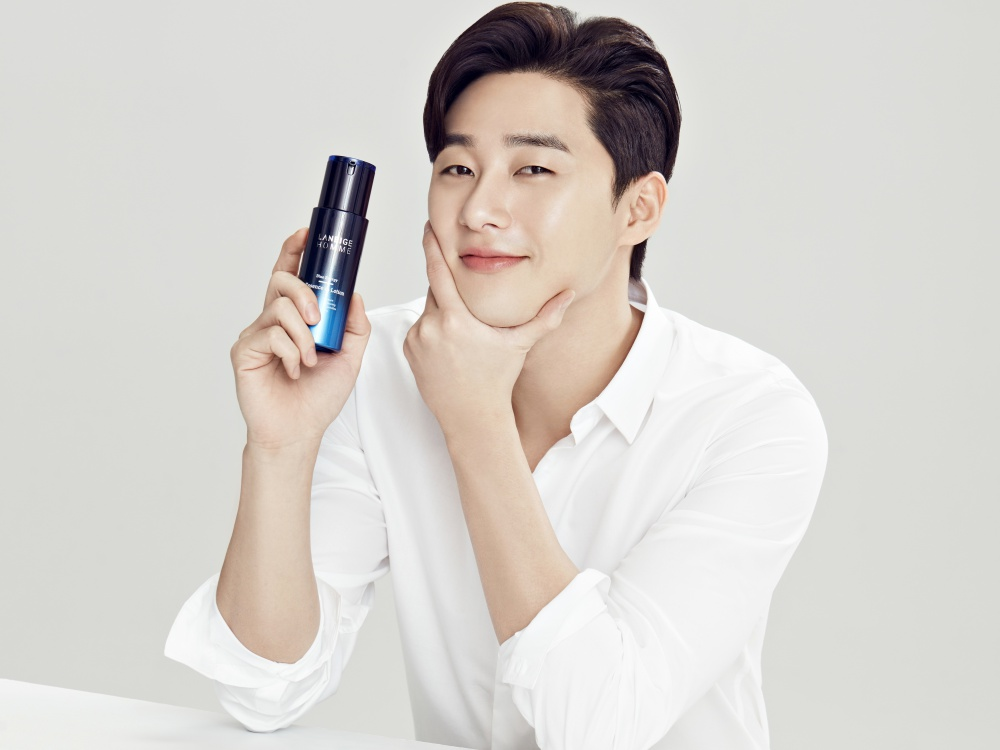 laneige homme blue energy skin toner and essence in lotion BIG  - Laneige Homme 激活肌肤,神采焕发!