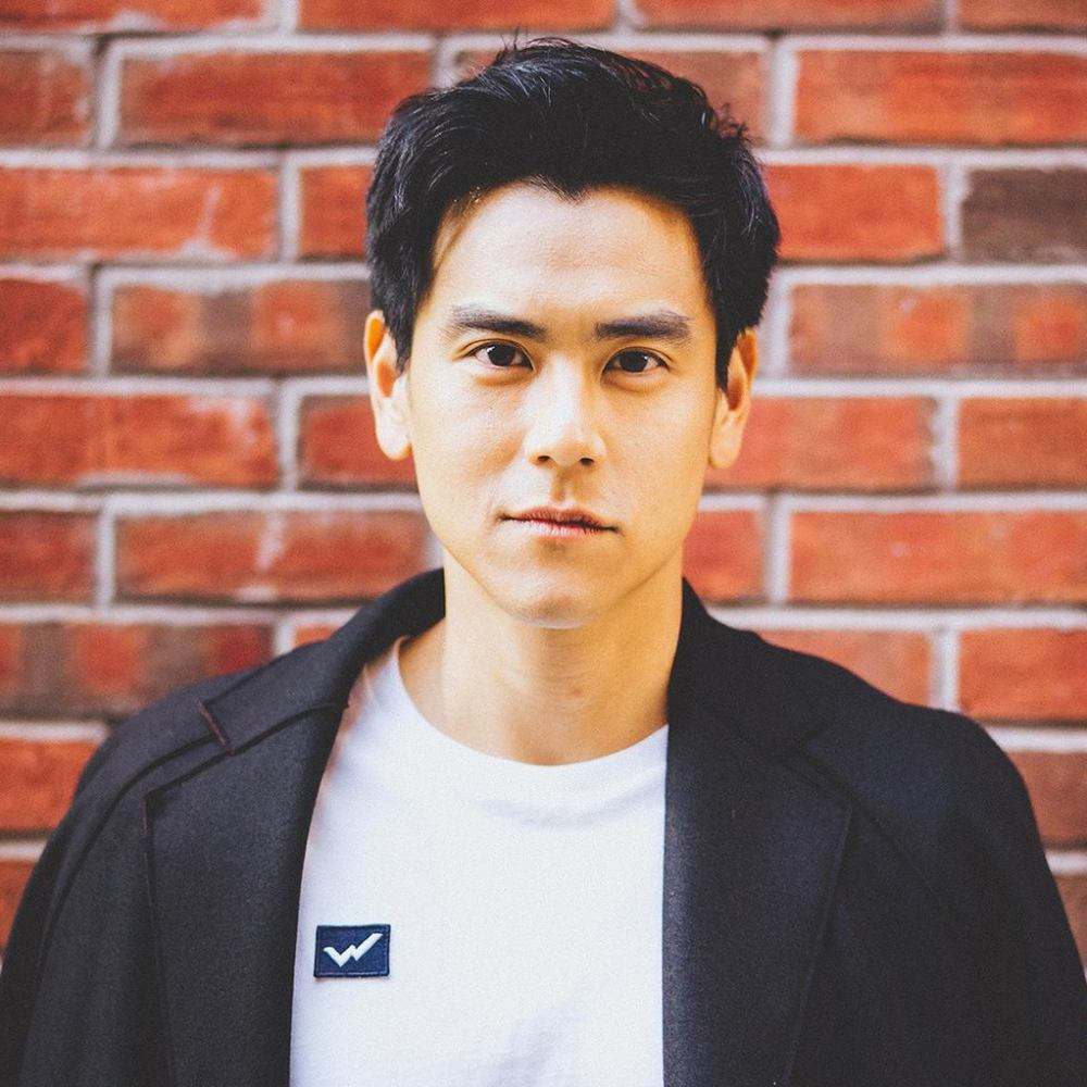 men hairstyles tips for different face shapes eddie peng - 你的脸型有你适合的发型!