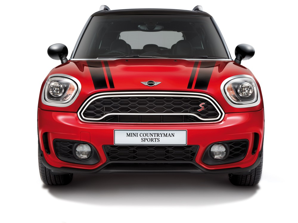 mini countryman plug in hybrid and mini cooper s countryman sports 14 - MINI Countryman 都会动感,酷帅出行!