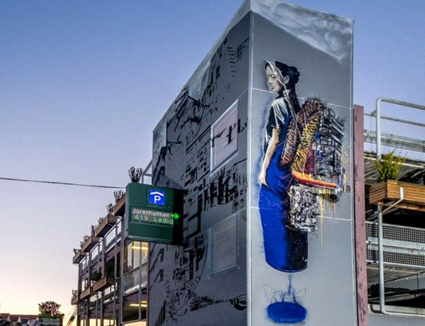 nuart aberdeen street art festival 2018 BIG 600x460 - Nuart Aberdeen 年度街头艺术盛事将展开!