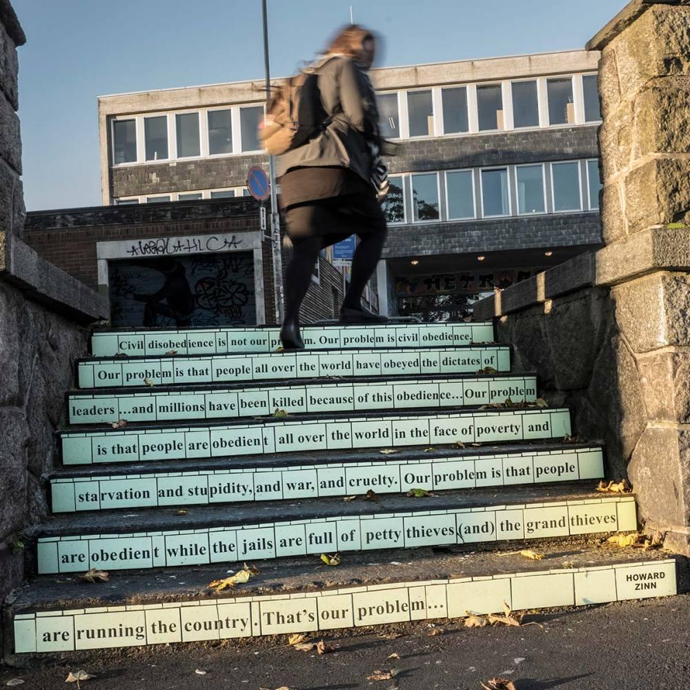 nuart aberdeen street art festival 2018 carrie - Nuart Aberdeen 年度街头艺术盛事将展开!