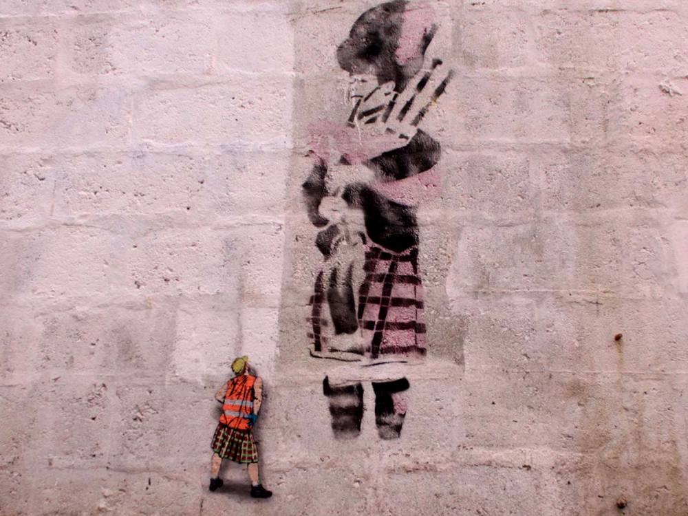 nuart aberdeen street art festival 2018 elki  - Nuart Aberdeen 年度街头艺术盛事将展开!